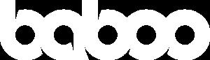 Baboo Creative Logo White
